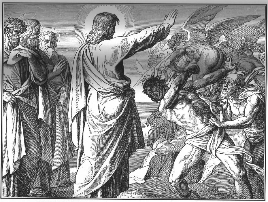Exorcizing the Gadarene Demoniac